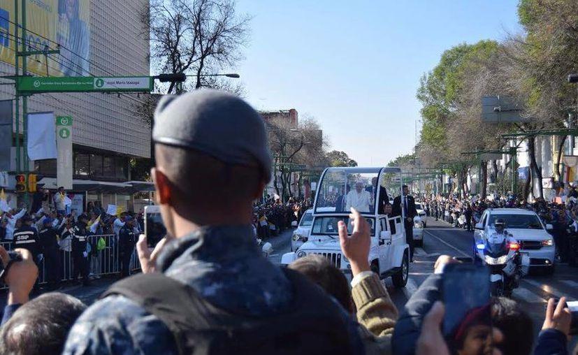La División de Seguridad Regional de la Policía Federal mantiene 12 puntos de apoyo, atención y auxilio, en los accesos a la Ciudad de México por carretera. (Redacción/SIPSE)