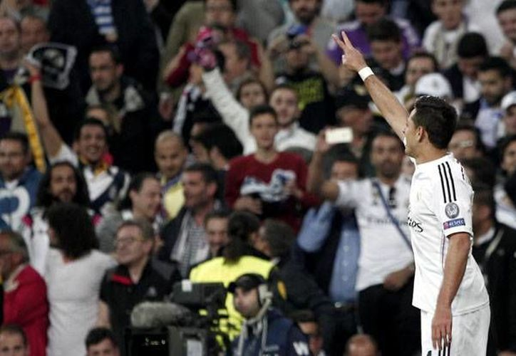 Javier 'Chicharito' Hernández encabeza la lista de jugadores que actúan el Europa con miras a la Copa Oro.