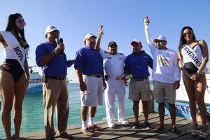 "Inicia el Torneo de Pesca ""Don Andrés García Lavín"""