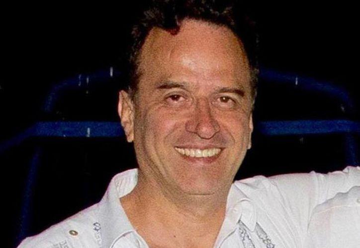 Imagen tomada del muro de Facebook del director de Música de Sedeculta, Luis Fernando Luna Guarneros, cuyo cuerpo sin vida fue hallado en la Ciudad Industrial de Mérida.