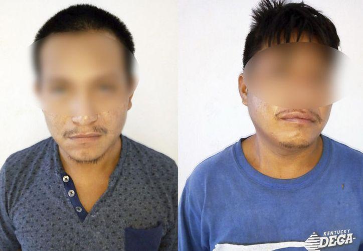 Los dos ladrones fueron detenidos y son originarios de Cancún. (SIPSE)