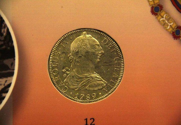 El Banco de México cuenta con un acervo de más de 122 mil piezas de numismática relacionadas con la historia del país. (Christian Coquet/SIPSE)