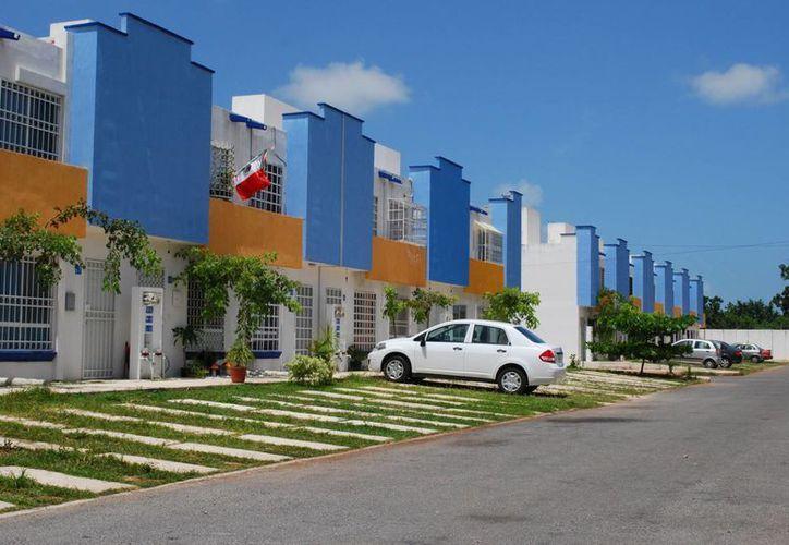 Se habilitarán 100 mil créditos especiales para la compra de vivienda. (Tomás Álvarez/SIPSE)