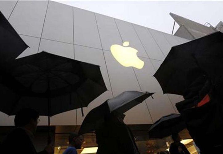 La compañía más valiosa del mundo ya prepara el lanzamiento del iPhone 6.90. (Reuters)