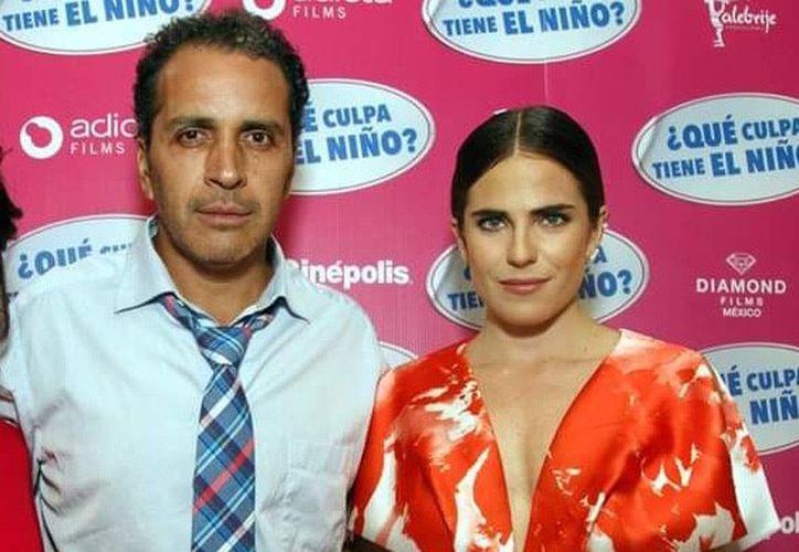 """Loza trabajó con Karla en """"La clínica"""", """"Los héroes del norte"""" y """"Qué culpa tiene el niño"""". (Foto: Contexto)"""