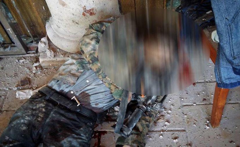 De acuerdo con la CNDH, los cadáveres encontrados en el rancho El Sol tenían marcas que no correspondían a lo que informó la Policía Federal. (Archivo/Agencias)