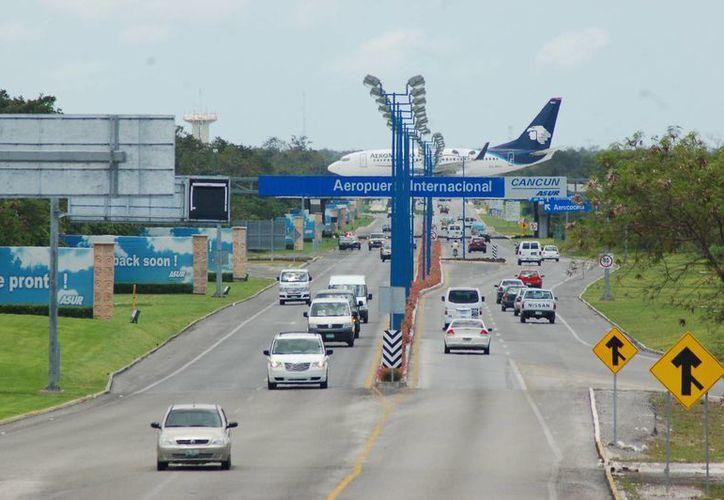 Se tienen contempladas multas en caso de que los transportistas reincidan en estas anomalías. (Sergio Orozco/SIPSE)