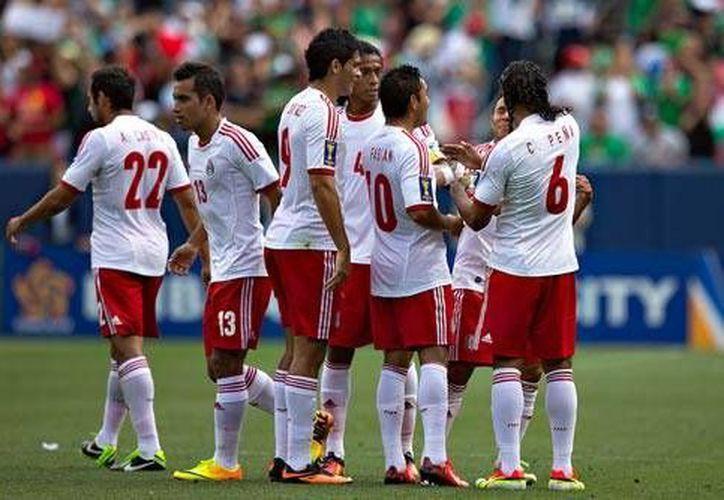 Quedó definido el rival de México en los Cuartos de Final: Trinidad & Tobago.(Archivo/FMF)