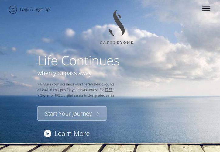 SafeBeyond se encuentra disponible en versión web y para Android. (safebeyond.com)