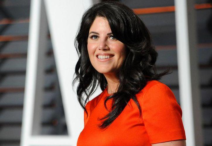 Mónica Lewinsky, actualmente contribuye con sus experiencias personales en una campaña contra el 'ciberbullying'. (Jon Kopaloff/FilmMagic)