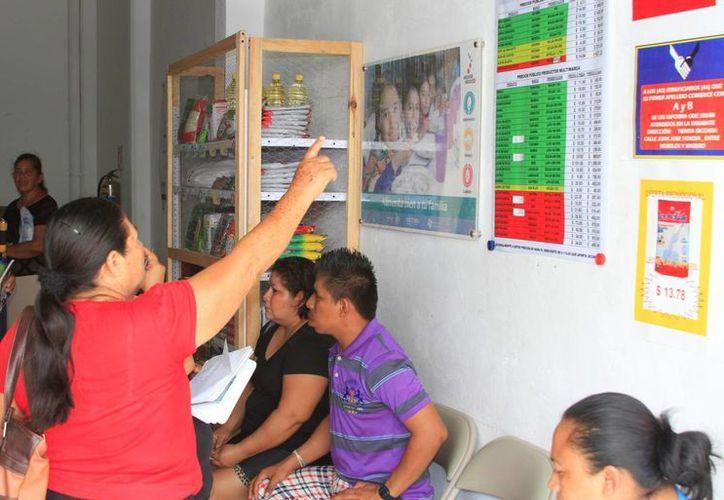 El municipio de Othón P. Blanco tiene el mayor número de beneficiarios al atender seis mil 787 familias. (Ángel Castilla/SIPSE)