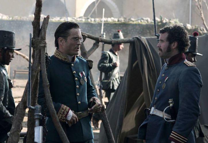 """""""Cinco de Mayo"""" es una visión personal de la histórica batalla entre el ejército francés y el mexicano. (Agencias)"""