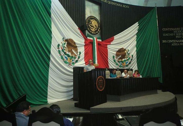 El recurso legal anunciado por Yucatán deriva del decreto 303 emitido por el Congreso del Estado, mediante el cual estableció correctamente los límites de la entidad. (Daniel Tejada/SIPSE)