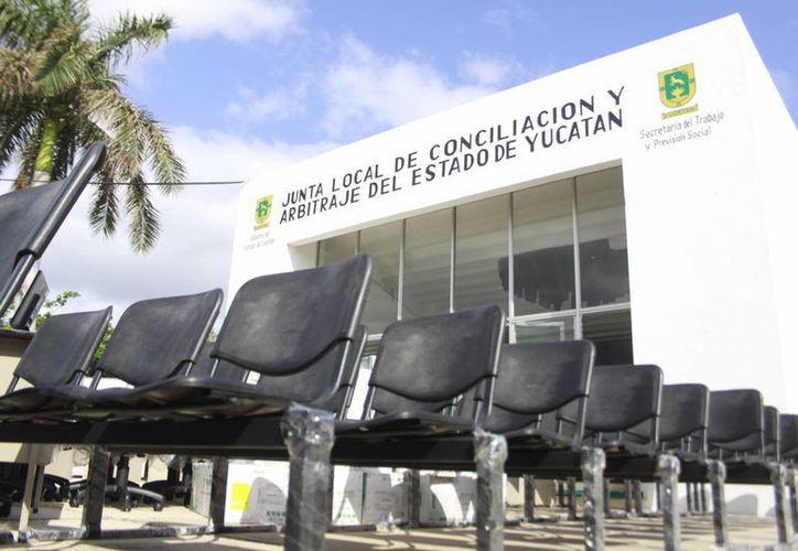El líder de la Canaco-Servitur fue entrevistado en el marco del inicio del proceso de modernización de la Junta Local del Conciliación y Arbitraje. (Cortesía)