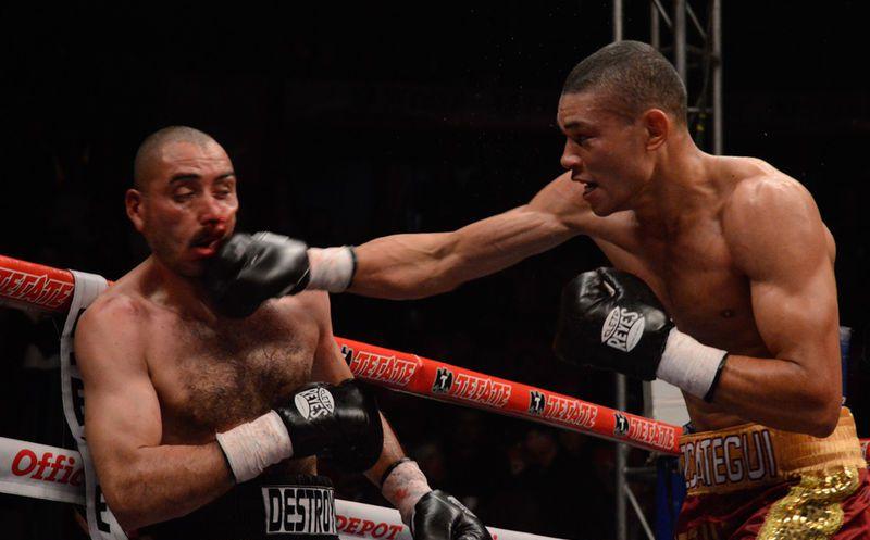 Asesinan a boxeador nogalense