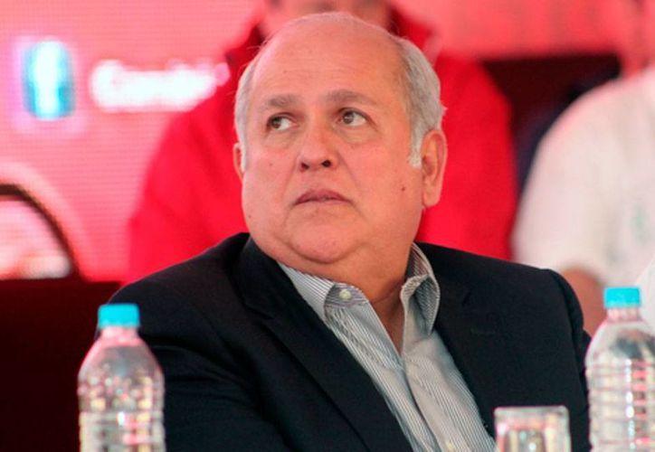 Fernando Moreno Peña, ex gobernador del Colima, y quien sufrió un atentado, está fuera de peligro y convalece en su casa, tras dejar el hospital. (Milenio Digital)