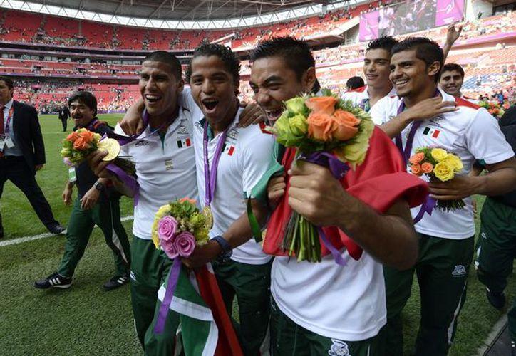 Fue un año de éxitos para la escuadra mexicana. (Archivo/Notimex)