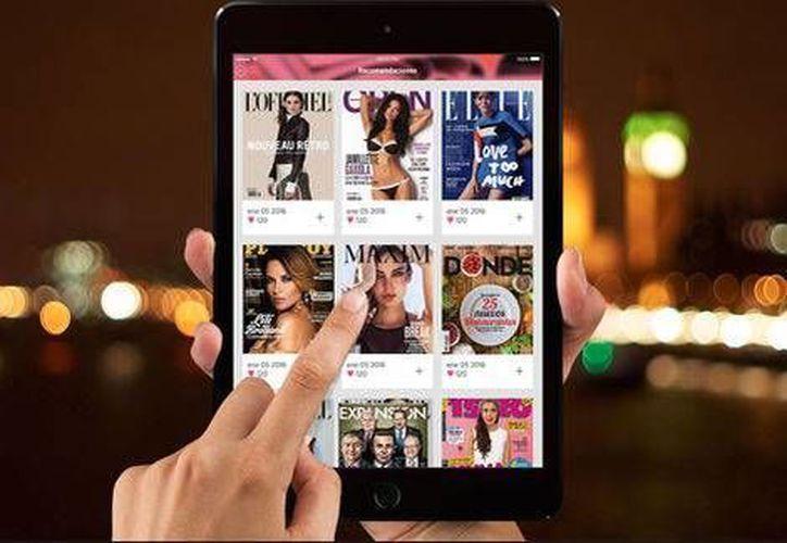 Nubleer está disponible para iOS y Android. (Milenio)