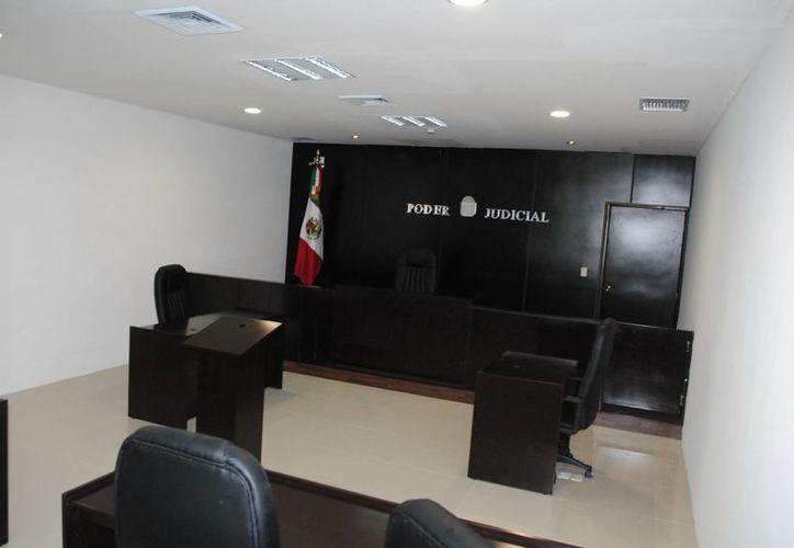 Inauguraron los Juzgados Familiares Orales. (Eric Galindo/SIPSE)
