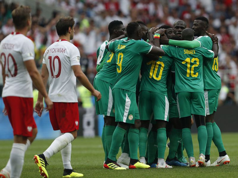 Ni Egipto,Túnez, Senegal, Nigeria o Marruecos pudieron superar la primera fase en Rusia 2018 (Foto: AP)