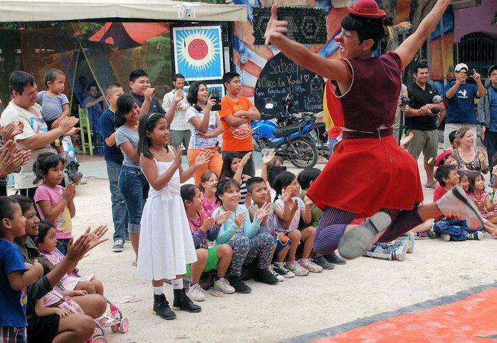 El segundo Festival Cultural Ejidal se realizará este domingo en el Centro Cultural El Hongo, de Playa del Carmen. (Daniel Pacheco/SIPSE)