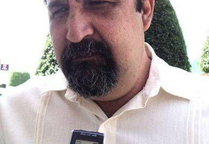 Cruz Ramírez, entró en sustitución de  Humberto Salgado Gómez, quien renunció la semana pasada. (Internet)