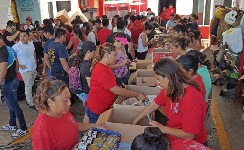 Facebook contribuirá con 1 mdd para la recuperación en México