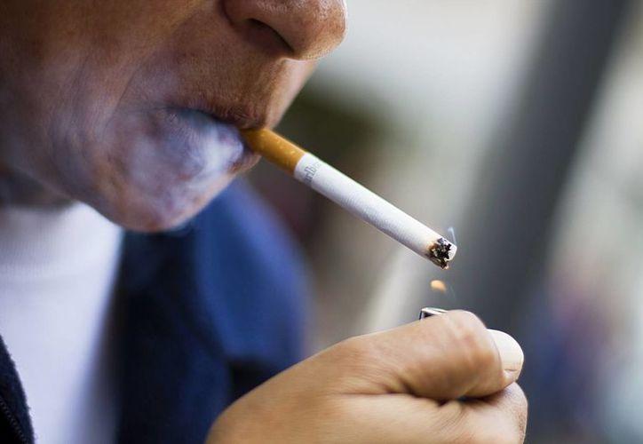 De los recursos obtenidos por el impuesto al tabaco, nada se destina al tratamiento del EPOC, aseguran expertos. (Archivo/Notimex)