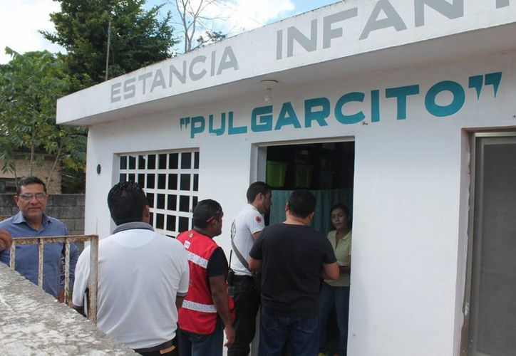 La estancia es auspiciada por la Secretaría de Desarrollo Social. (Raúl Balam/SIPSE)