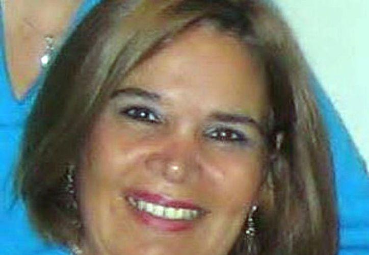 Gilda María Ortiz Sauri. (Milenio Novedades)