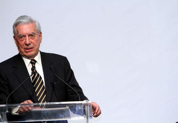 Vargas Llosa será galardonado en México. (Agencia Reforma)