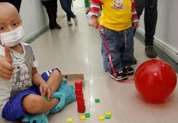 El cáncer infantil requiere ser detectado cuando antes para que el tratamiento sea más efectivo. (caracol.com.co)