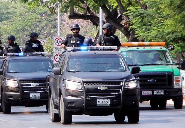 La SSP montará un operativo especial con motivo de El Buen Fin en Yucatán. (Milenio Novedades)