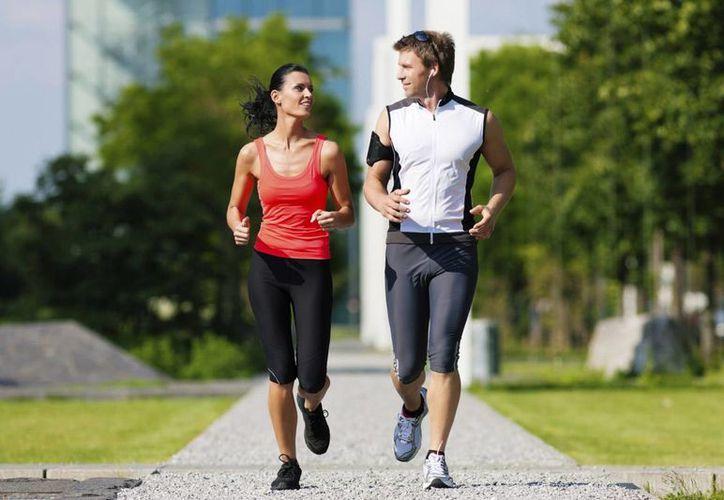 Si haces actividad física cuatro horas después de repasar tus lecciones, se te quedarán fijas en la memoria. (Imagen de contexto/excelsior.com.mx).