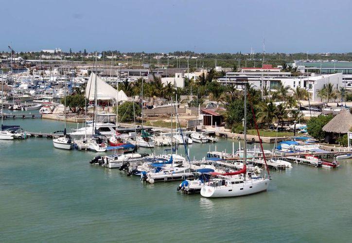 El asalto sucedió en una marina turística de Yucalpetén. (Milenio Novedades)