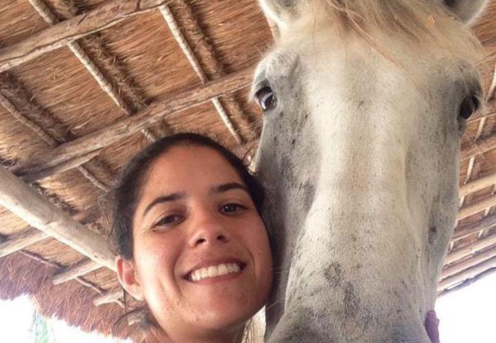 Es muy importante ver a los caballos como atletas, porque se requiere prepararlos para cualquier evento de ejercicio intenso. (Redacción/SIPSE)