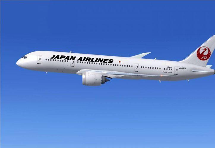 Japan Airlines ya investiga el incidente, en el cual uno de sus copilotos fue arrestado. Imagen de contexto. (foroaviones.com)