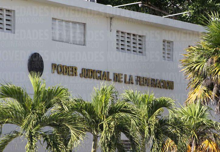 El recurso fue promovido ante el Poder Judicial Federal. (Joel Zamora/SIPSE)