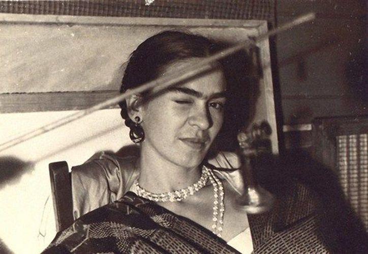 Galerías y museos de Corea, Japón, China, Hungría, Turquía, Grecia, Brasil y otros países piden a préstamo obras de Frida Kahlo y Diego Rivera. (Notimex)