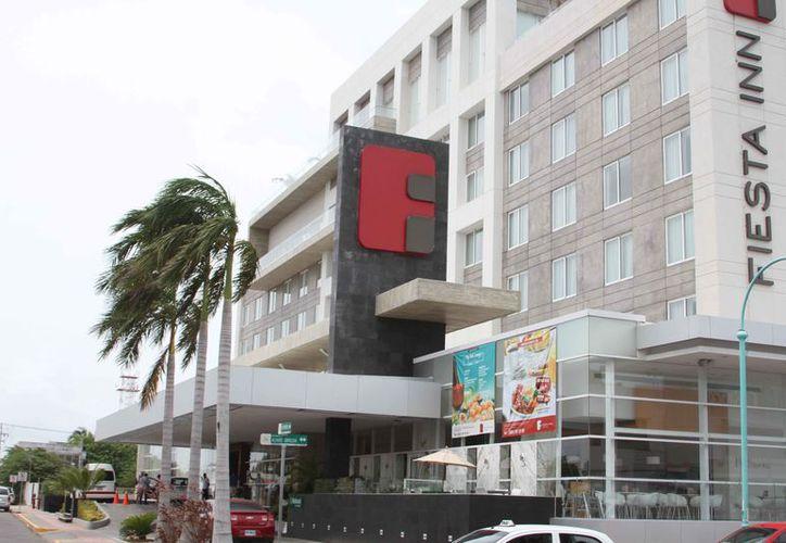 Los hoteles esperan turismo nacional principalmente. (Ángel Castilla/SIPSE)