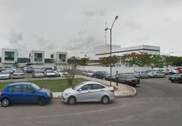 De 72 casos de homicidios culposos en Yucatán el año pasado, actualmente suman 50. Imagen del edificio de la Fiscalía General del Estado. (Google Maps)