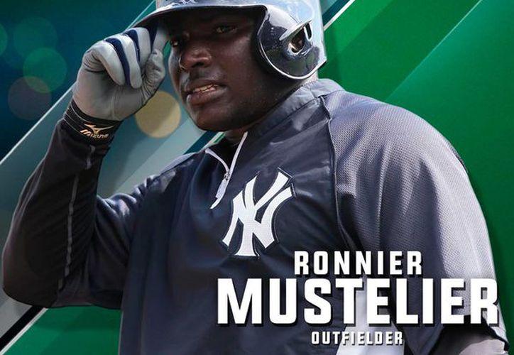 En su página de Facebook, Leones de Yucatán dio la bienvenida a Ronnie Mustelier, refuerzo para esta temporada. Llega en lugar de Jordany Valdespin.