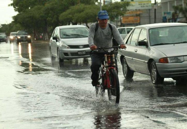 Para este miércoles se han pronosticado lluvias para el centro y sur de Yucatán. (Milenio Novedades)
