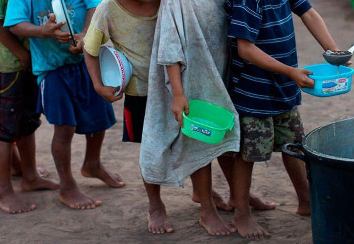 En Yucatán, el 20 por ciento de los niños padecen algún grado de anemia y desnutrición, según le Encuesta Nacional de Salud. La imagen está utilizada sólo con fines ilustrativos. (SIPSE-Archivo)