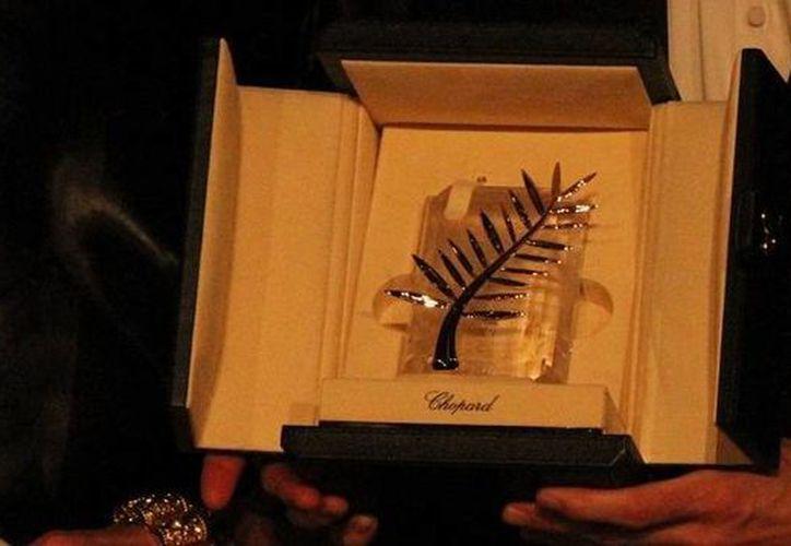 El joyero suizo Chopard es el fabricante de la Palma de oro. (cinemaadhoc.info)