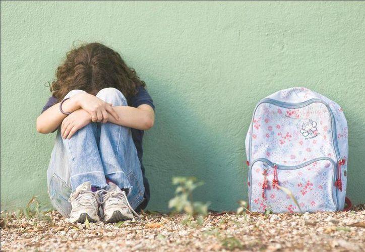 Se estima que en México cuatro de cada 10 niños son víctimas de acoso escolar. (Archivo/SIPSE)