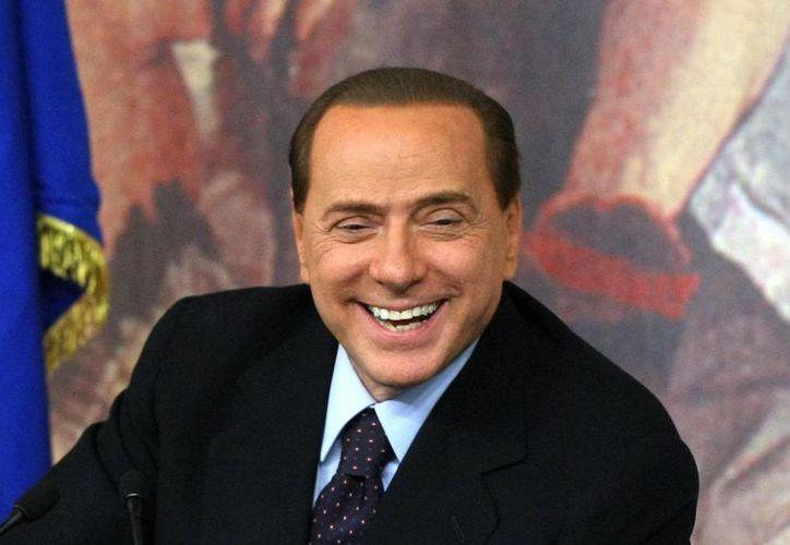 'Il Cavaliere' logró conquistar a la audiencia italiana. (Agencias)