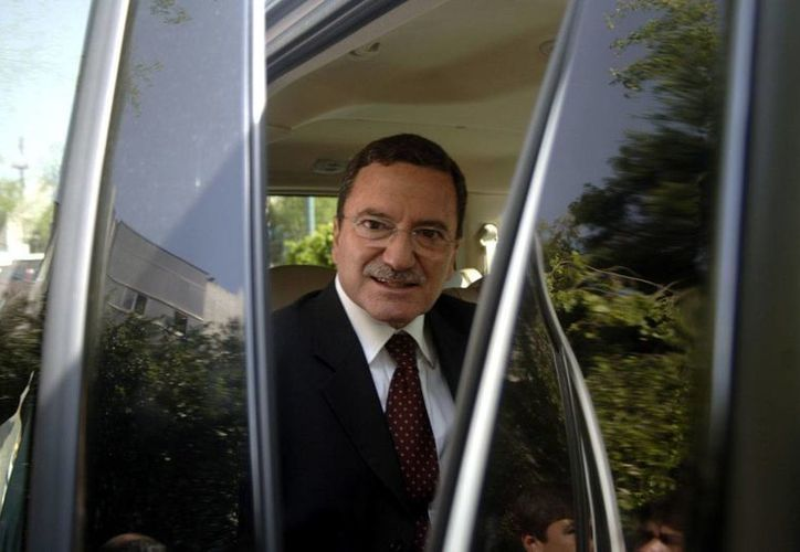 Mariano Palacios Alcocer fue designado como embajador de México ante la Santa Sede por el presidente Enrique Peña Nieto en abril de 2013. (Eduardo Miranda/proceso.com.mx)
