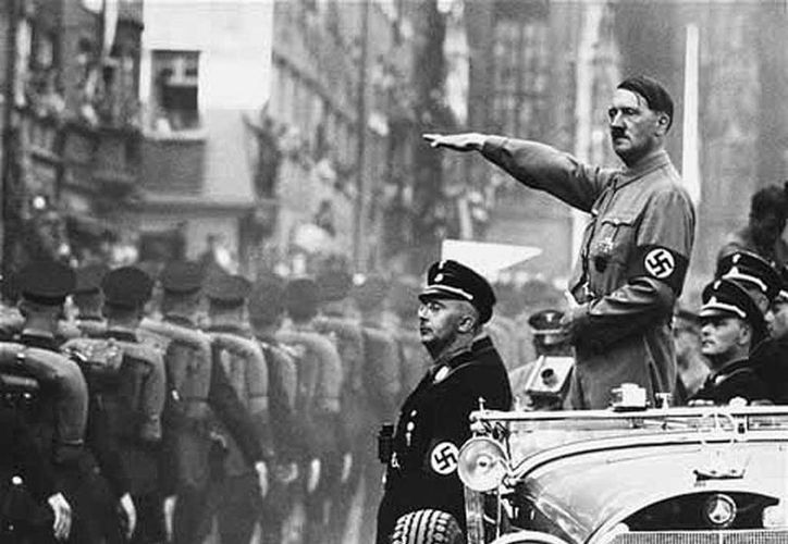 Hitler y sus soldados era 'narconazis'