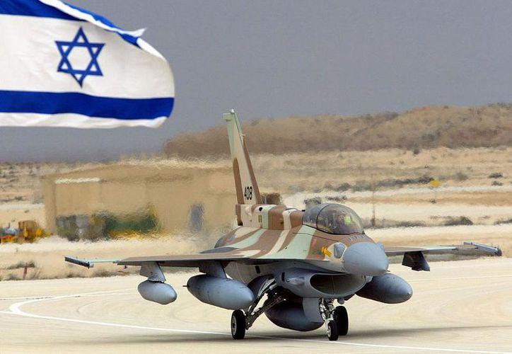 En el ataque participaron cazas F-15 y F-16. (f-16.net)
